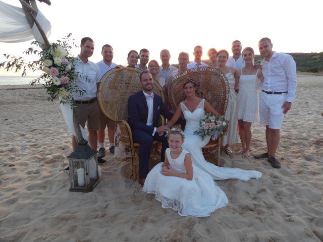 Le mariage de Julie et Alain à Piana, Corse 34