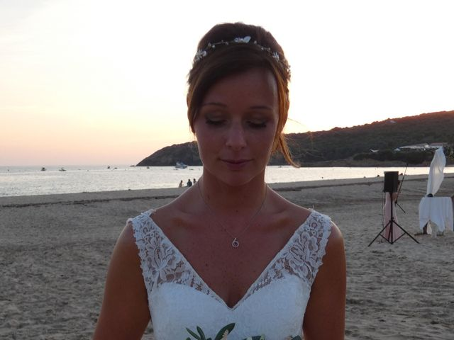 Le mariage de Julie et Alain à Piana, Corse 36