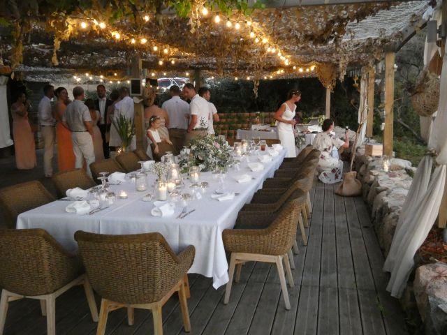 Le mariage de Julie et Alain à Piana, Corse 39