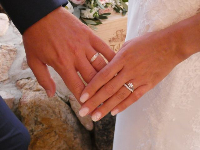 Le mariage de Julie et Alain à Piana, Corse 41