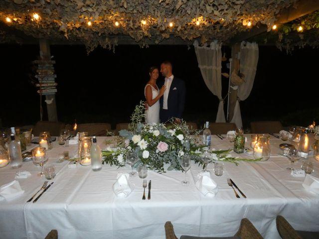 Le mariage de Julie et Alain à Piana, Corse 43