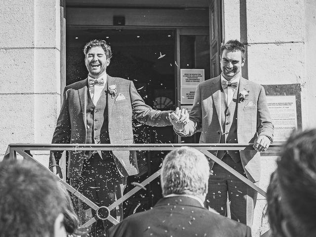 Le mariage de Paul-Edouard et Adrien à Antibes, Alpes-Maritimes 9