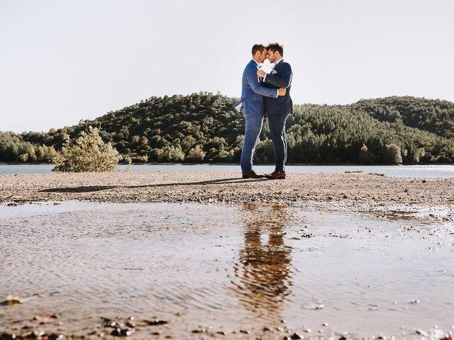 Le mariage de Paul-Edouard et Adrien à Antibes, Alpes-Maritimes 12