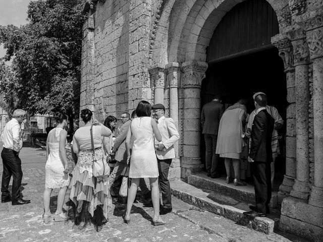 Le mariage de Samuel et Myriam à La Villedieu-du-Clain, Vienne 3