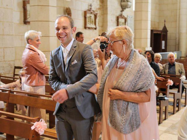 Le mariage de Samuel et Myriam à La Villedieu-du-Clain, Vienne 5