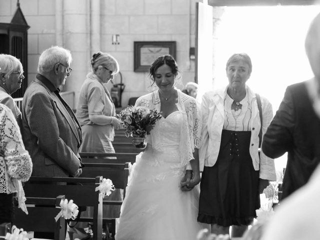 Le mariage de Samuel et Myriam à La Villedieu-du-Clain, Vienne 6