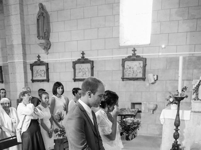Le mariage de Samuel et Myriam à La Villedieu-du-Clain, Vienne 8