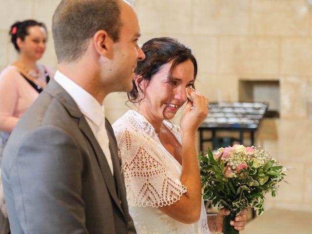 Le mariage de Samuel et Myriam à La Villedieu-du-Clain, Vienne 9