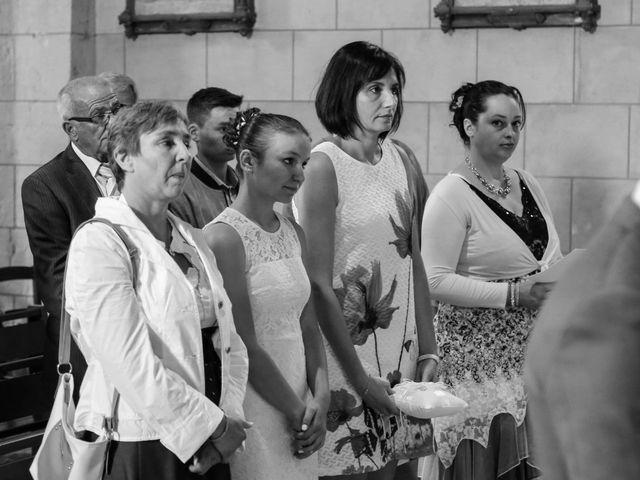 Le mariage de Samuel et Myriam à La Villedieu-du-Clain, Vienne 11