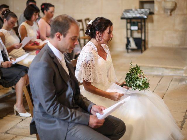 Le mariage de Samuel et Myriam à La Villedieu-du-Clain, Vienne 13