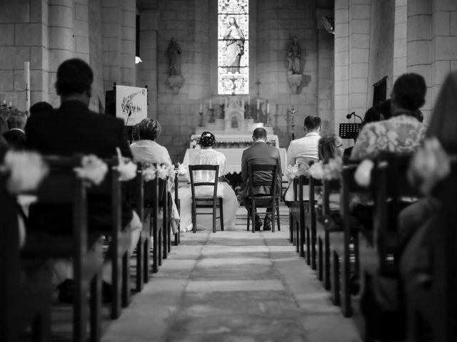 Le mariage de Samuel et Myriam à La Villedieu-du-Clain, Vienne 14