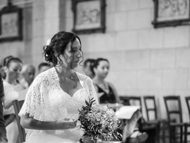 Le mariage de Samuel et Myriam à La Villedieu-du-Clain, Vienne 18