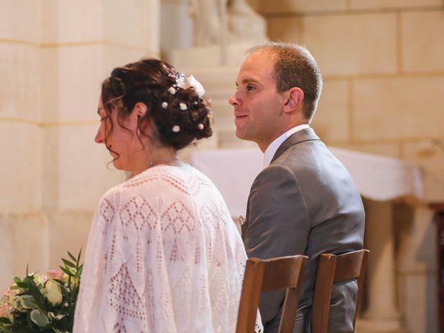 Le mariage de Samuel et Myriam à La Villedieu-du-Clain, Vienne 20