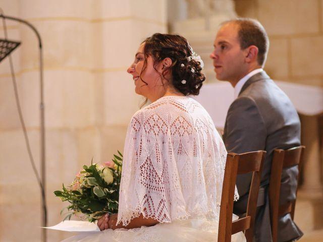 Le mariage de Samuel et Myriam à La Villedieu-du-Clain, Vienne 21