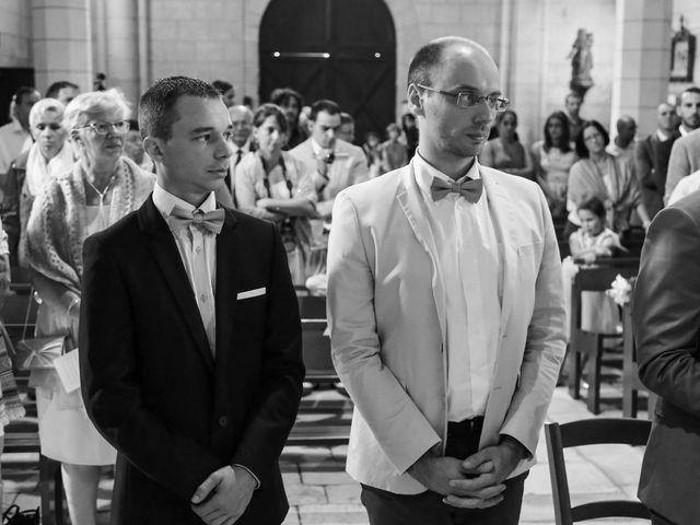 Le mariage de Samuel et Myriam à La Villedieu-du-Clain, Vienne 24