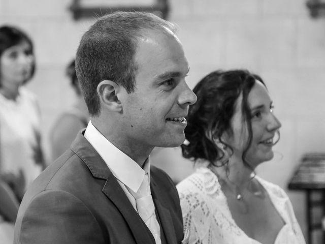 Le mariage de Samuel et Myriam à La Villedieu-du-Clain, Vienne 39