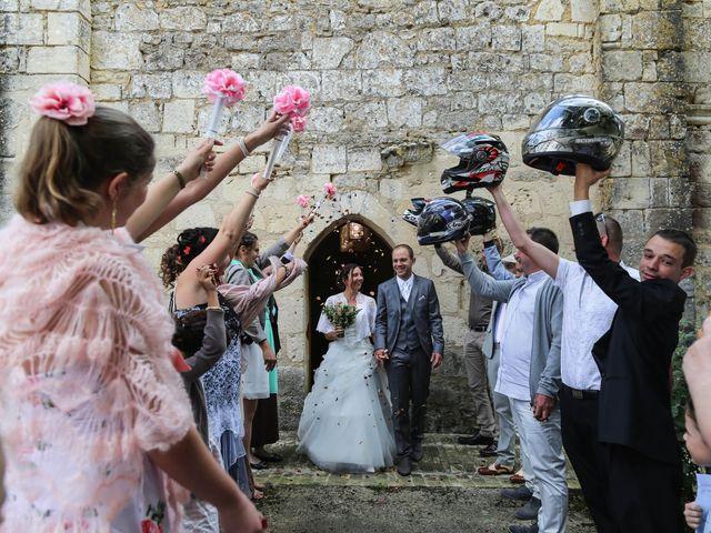 Le mariage de Samuel et Myriam à La Villedieu-du-Clain, Vienne 43