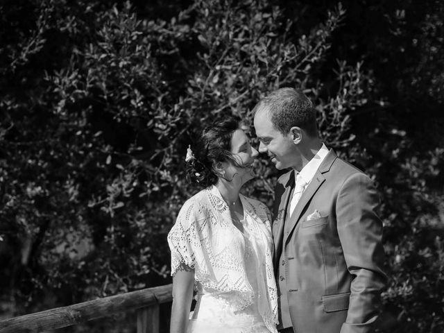 Le mariage de Samuel et Myriam à La Villedieu-du-Clain, Vienne 47