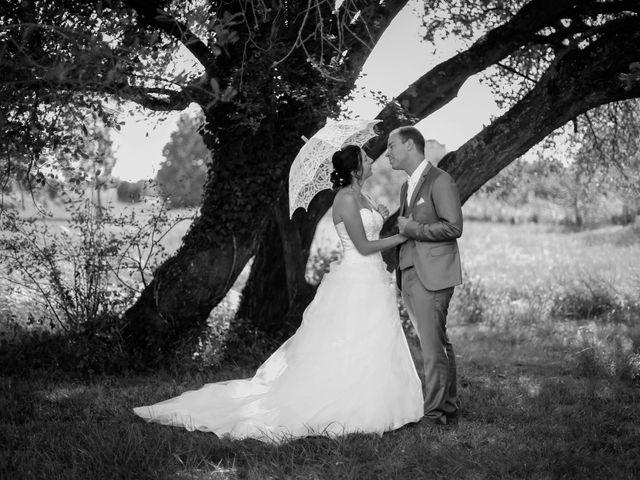 Le mariage de Samuel et Myriam à La Villedieu-du-Clain, Vienne 48