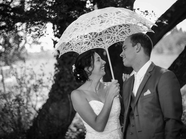 Le mariage de Samuel et Myriam à La Villedieu-du-Clain, Vienne 51