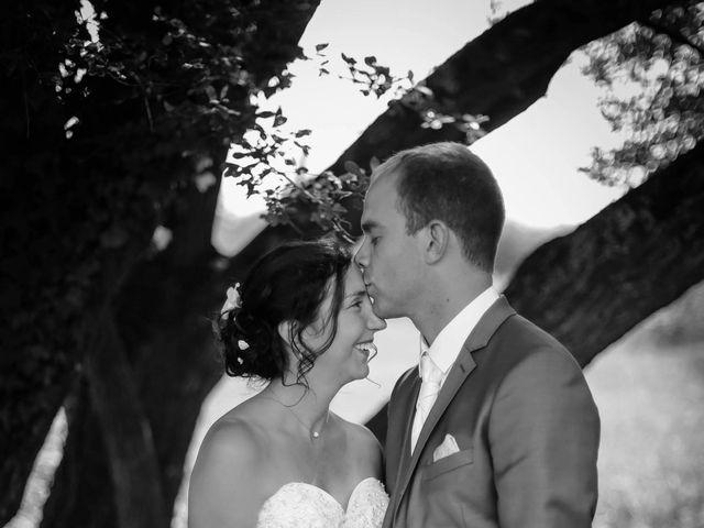 Le mariage de Samuel et Myriam à La Villedieu-du-Clain, Vienne 53