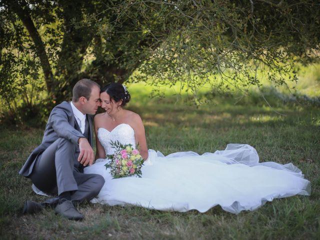 Le mariage de Samuel et Myriam à La Villedieu-du-Clain, Vienne 55
