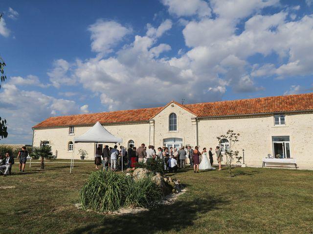 Le mariage de Samuel et Myriam à La Villedieu-du-Clain, Vienne 67