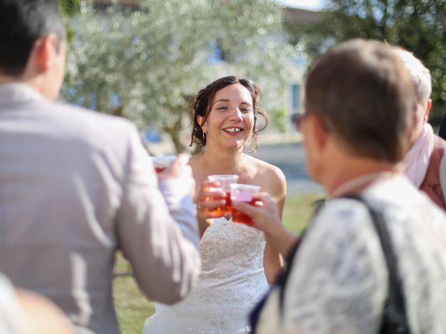 Le mariage de Samuel et Myriam à La Villedieu-du-Clain, Vienne 69