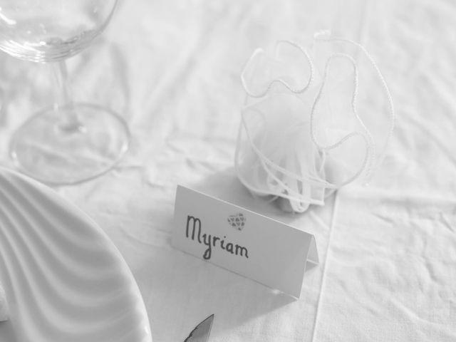 Le mariage de Samuel et Myriam à La Villedieu-du-Clain, Vienne 76