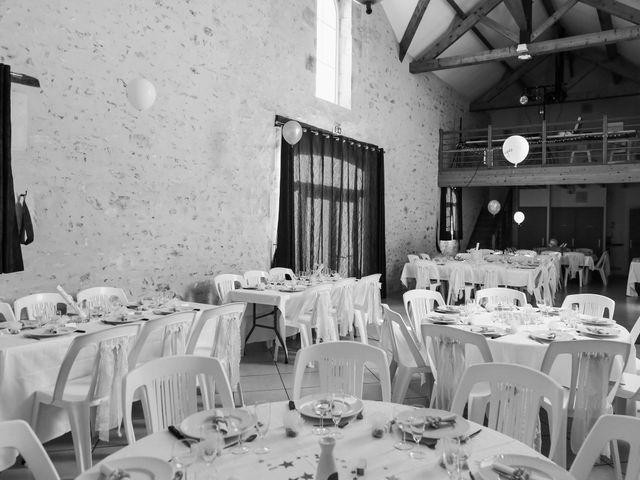 Le mariage de Samuel et Myriam à La Villedieu-du-Clain, Vienne 79