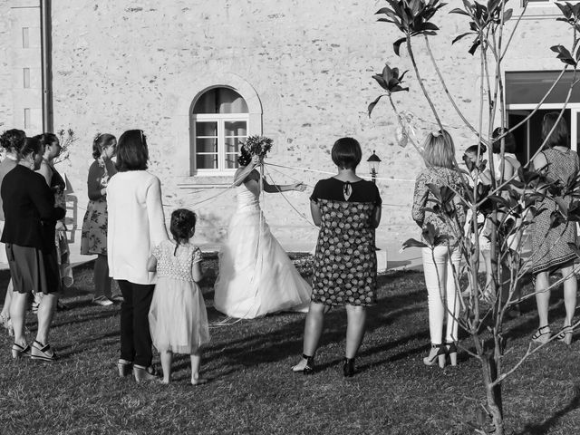 Le mariage de Samuel et Myriam à La Villedieu-du-Clain, Vienne 80