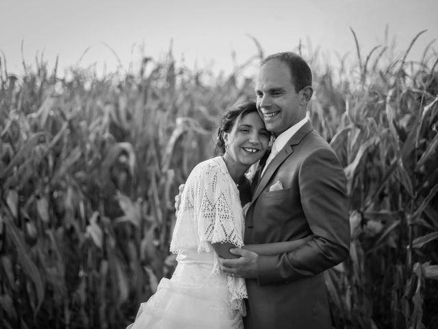 Le mariage de Samuel et Myriam à La Villedieu-du-Clain, Vienne 89
