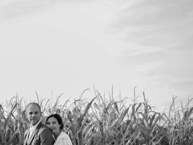 Le mariage de Samuel et Myriam à La Villedieu-du-Clain, Vienne 90