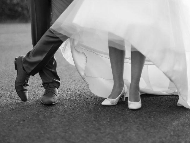 Le mariage de Samuel et Myriam à La Villedieu-du-Clain, Vienne 92