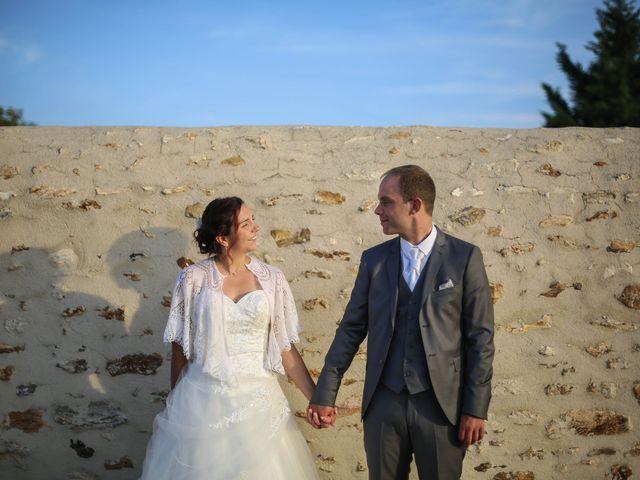Le mariage de Samuel et Myriam à La Villedieu-du-Clain, Vienne 93