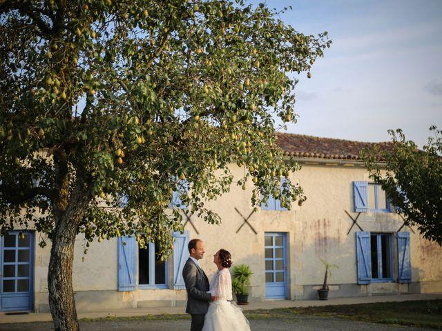 Le mariage de Samuel et Myriam à La Villedieu-du-Clain, Vienne 97