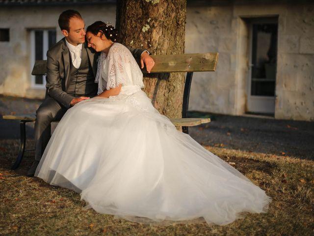 Le mariage de Samuel et Myriam à La Villedieu-du-Clain, Vienne 98