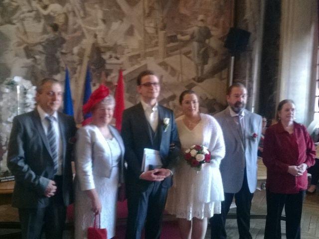 Le mariage de Arnaud et Laetitia