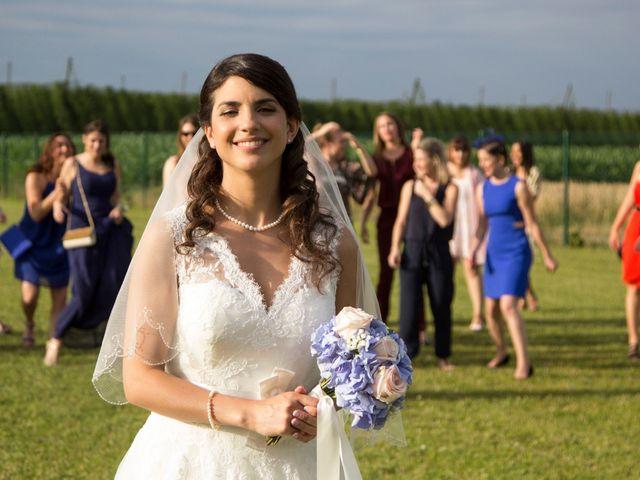 Le mariage de Guillaume et Eleonore à Brumath, Bas Rhin 12