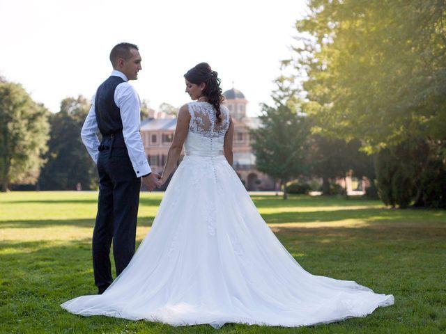 Le mariage de Eleonore et Guillaume