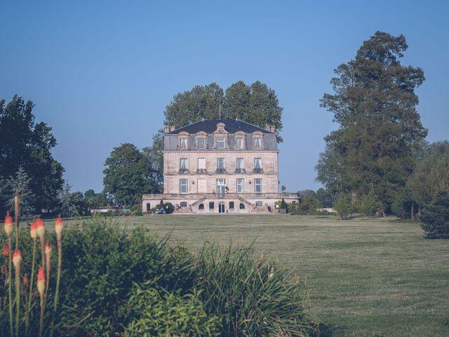 Le mariage de Fabien et Victoire à Blanquefort, Gironde 1