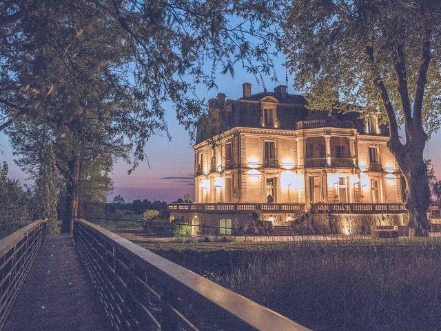 Le mariage de Fabien et Victoire à Blanquefort, Gironde 6