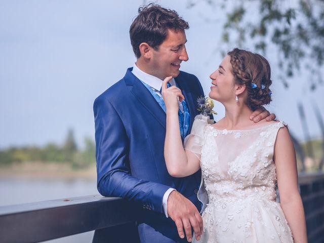 Le mariage de Fabien et Victoire à Blanquefort, Gironde 24