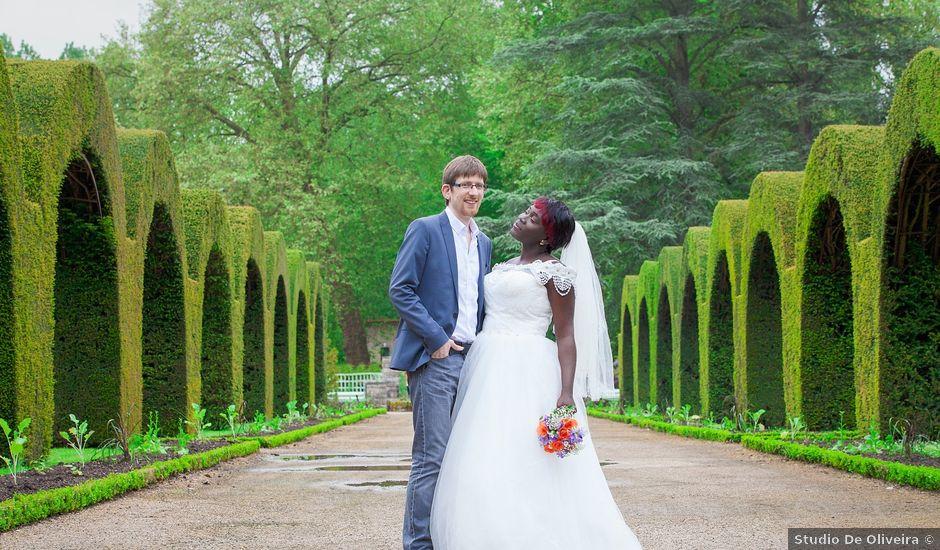 Le mariage de Grégoire et Leila à Bourges, Cher