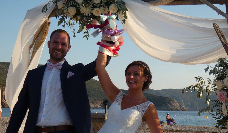 Le mariage de Julie et Alain à Piana, Corse