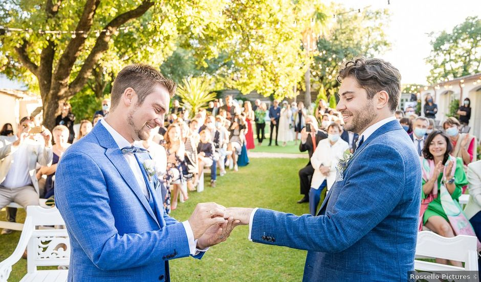 Le mariage de Paul-Edouard et Adrien à Antibes, Alpes-Maritimes