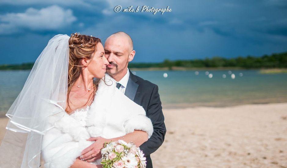 Le mariage de Gianni et Élodie  à Vitry-le-François, Marne
