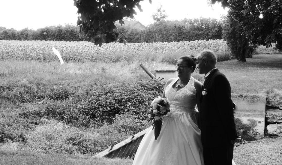 Le mariage de Thierry et Evelyne à Rom, Deux-Sèvres