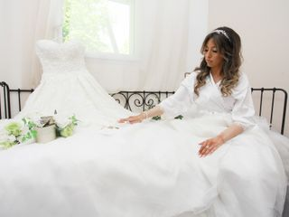 Le mariage de Lydia et Achraf 2