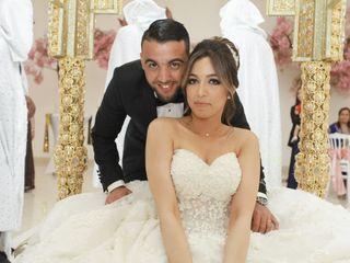 Le mariage de Lydia et Achraf